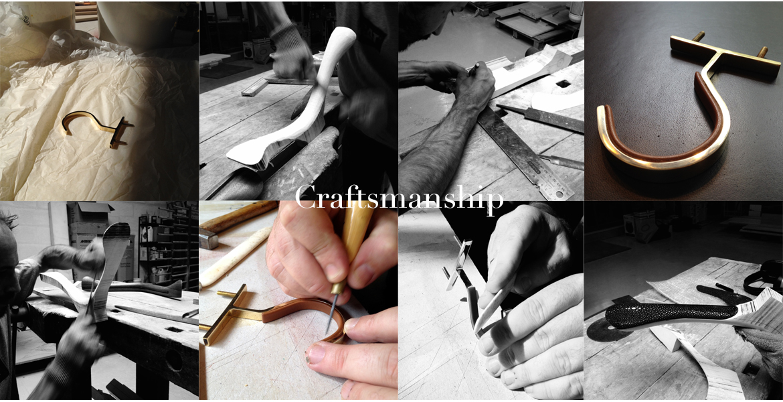 Le Cintre W - Artisanat d'art - craftsmanship