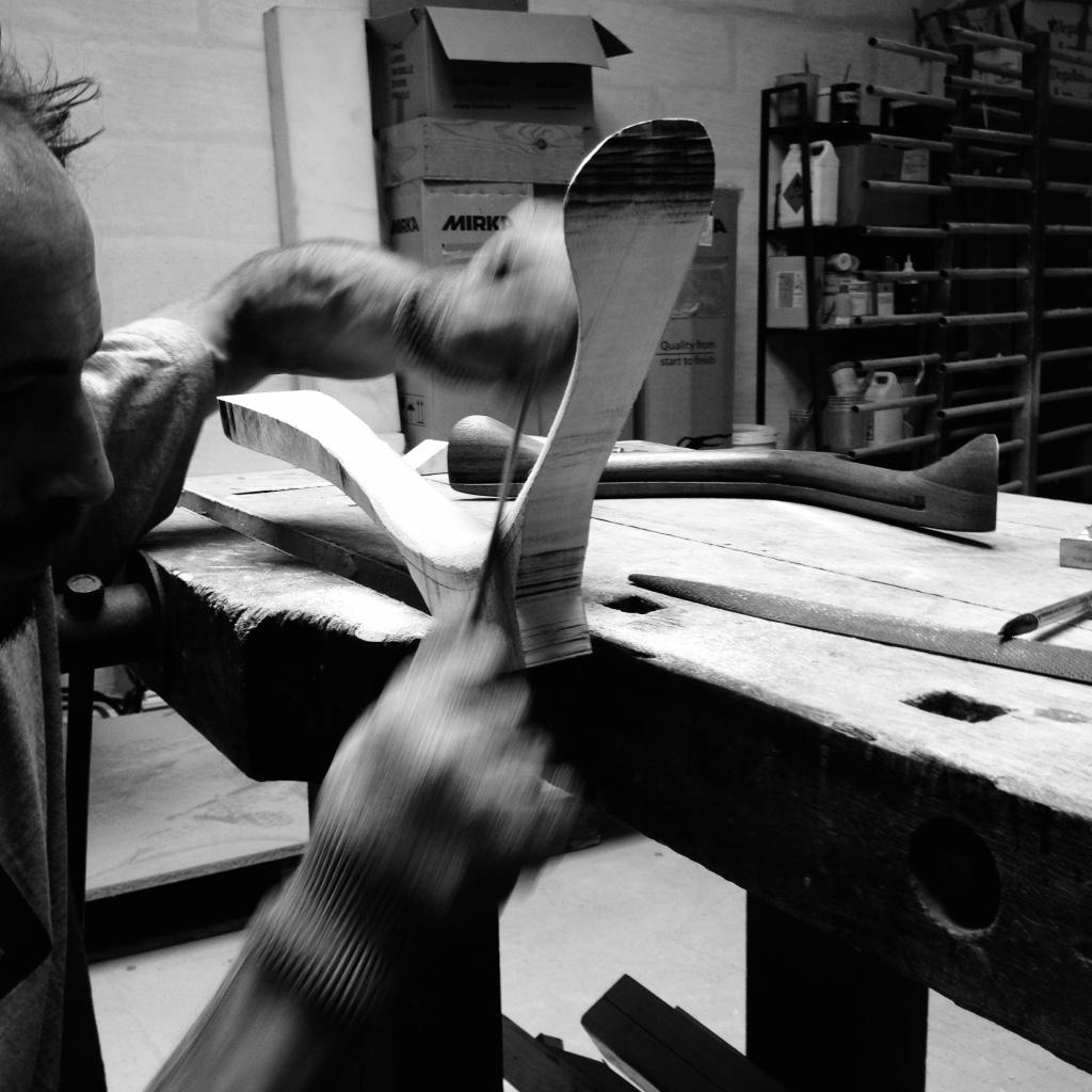 Ebénisterie - artisanat d'art ateliers Le Cintre W - cabinet maker