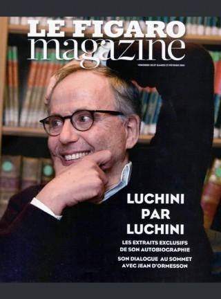 Interview Alexandre Wielgus, CEO Le Cintre W dans lLe Figaro Magazine